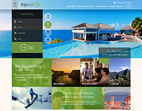 Tripnet B2B Application - UI UX Web Development