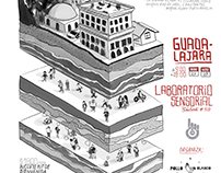 Poster Geologías Urbanas - Guadalajara Workshop