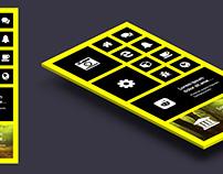 Windows Mobile Tiles