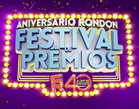 Campanha 40 Anos Rondon