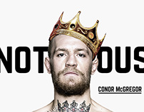 UFC / REEBOK - Conor McGregor