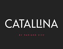 Catallina | Free font