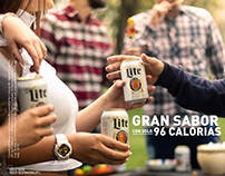 CAMPAIGN LIFESTYLE #IT´SMILLERTIME FOR MILLER LITE