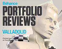 Behance Portfolio Reviews CyL Valladolid