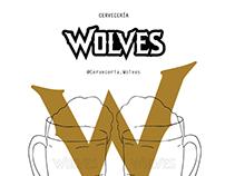 WOLVES - CERVECERÍA
