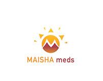 Maisha Meds Logo Design