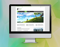 HSYapı Corporate Web Design