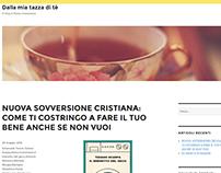 Dalla Mia Tazza di Tè blog