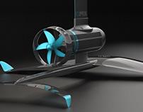 Avante Innovations Electric Foil Concept
