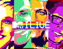 MTV I LIVE_2016_Art works
