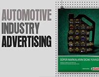 Automotive  Industry ADVERTISINGS