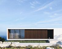 Visualization of Modern Villa
