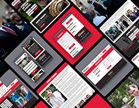 Website Design - Derek Schmidt