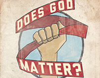 Does God Matter Posters | '15