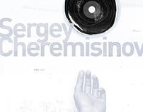 Design for composer Sergey Cheremisinov