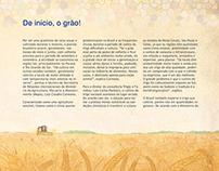 Revista Eu Amo Padaria - O caminho do trigo