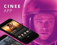 Cinee App