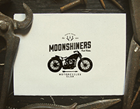 Moonshiners MC - Branding Project