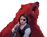 Escape From New York Variant Covers