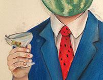 American Watermelon Cover Art