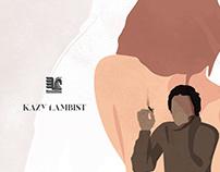 | KAZY LAMBIST | Narrative website