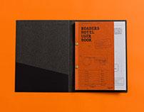 Roaders Hotel manual Design