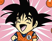 Goku & Vegeta Chibi