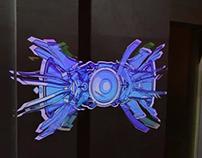 Graffiti Technica - 3d Graffiti Projections