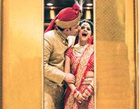Marshlee-Shashwat (A destination wedding in Agra)