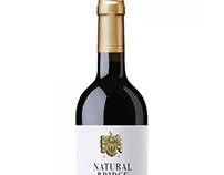 Natural Bridge Wine