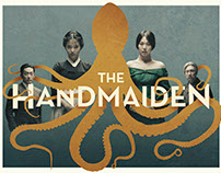 The Handmaiden Poster Design