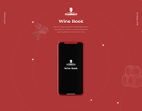 "Mobile app for ""Wine book"""