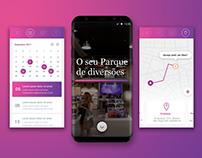 App event - Samsung Galaxy S8