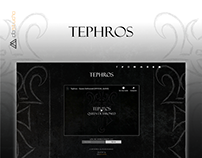 Tephros website