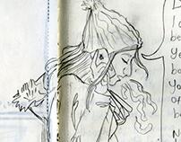 Sketchbook (2016-2017)