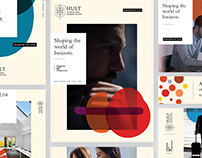 Hult International Business School - Brand Refresh