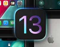 iOS 13 Concept By AppleiDesigner & Skyline News