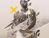 NBA Art Collection, Vol. 1