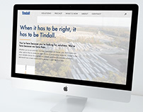 Tindall | Website
