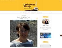 Coffee With Wendy ~ Webfolio