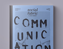 Social Fabric Volume One – Communication