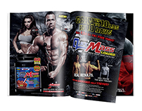 Allmax Nutrition Magazine Ads