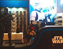 Star Wars - Comic Con Experience 2017