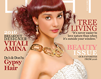 Magazine Covers - Gypsy Light
