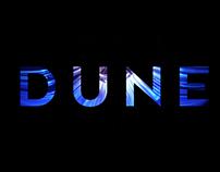 Dune Title Concept