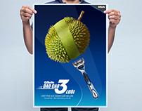 Gillette poster idea
