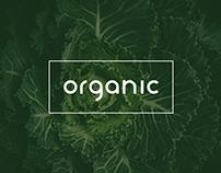 Organic • Identité visuelle
