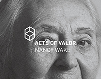 Acts Of Valor - Nancy Wake Exhibition