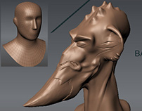 Autodesk Mudbox_ Character Sketch