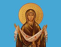Приход Пресвятой Богородицы в Граце (design)